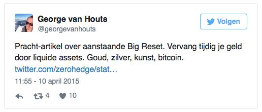 In Bitcoin investeren